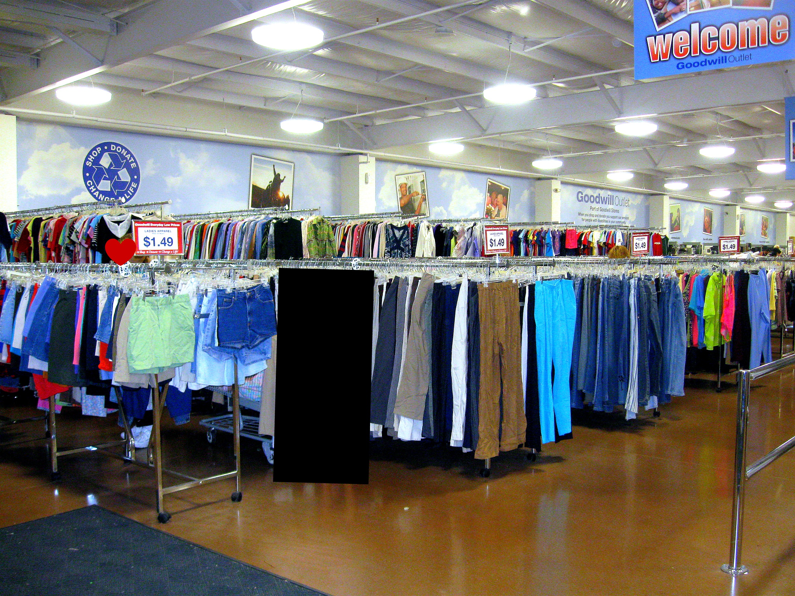 northeast portland goodwill store - HD2640×1980