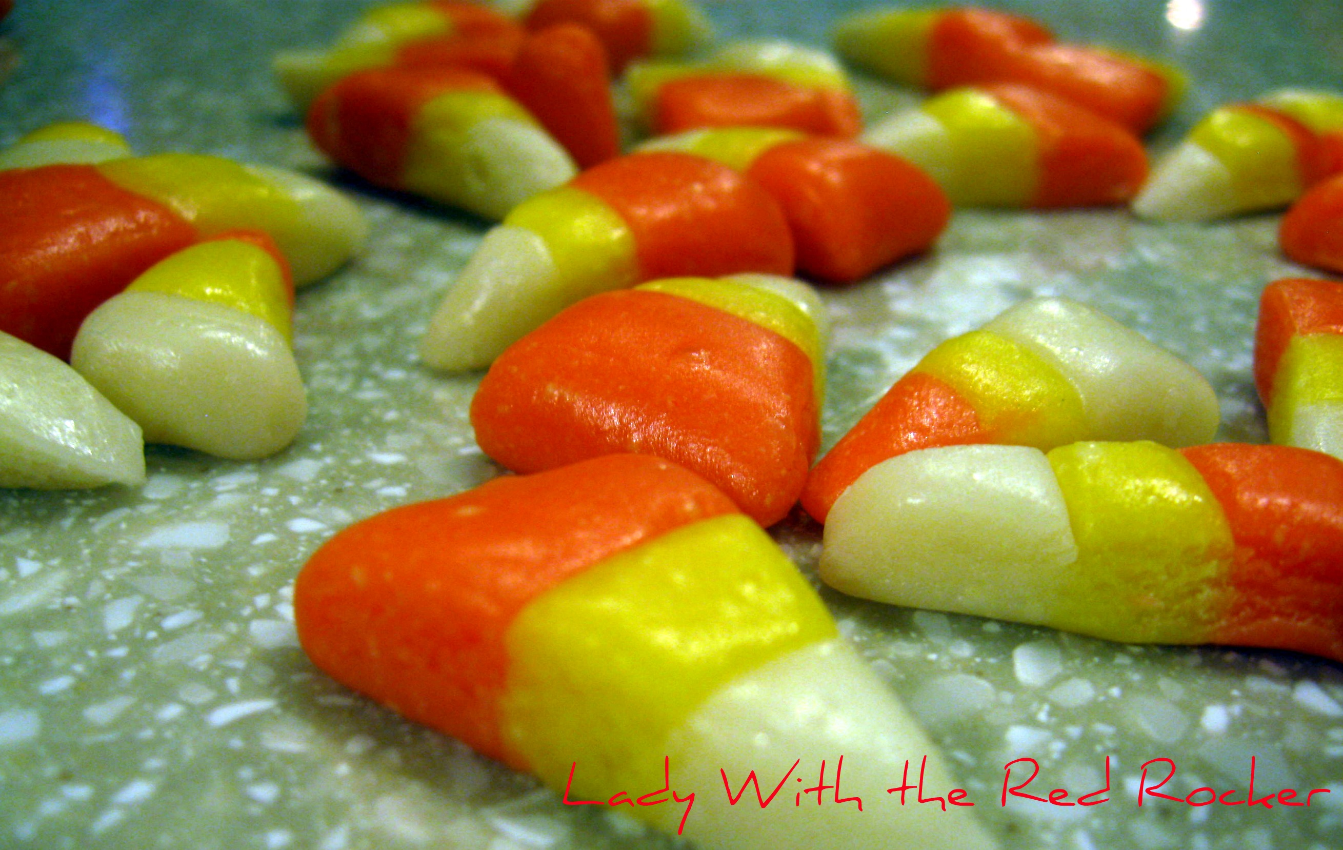 Homemade Candy Corn! For Rillz! | Lady with the Red Rocker